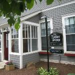 Tailor Shop entry