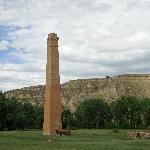 Historic Site of Slaughterhouse - Medora