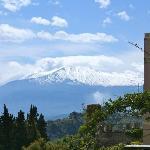 Gorgeous views of Mount Etna