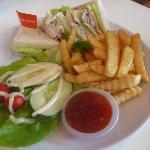 Tuna Sandwiches cost RM12.90