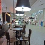 Seating in Tullamarine Airport