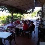 Colazione in veranda - LOCANDA IL PODERINO -
