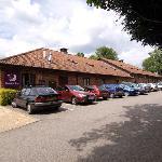 Foto de Premier Inn Epsom North Hotel