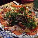 Seafood Salard