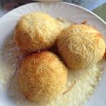 Kadaifi Cheese