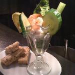 Our Retro Prawn cocktail