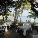 Seagrape Terrace restaurant, Half Moon Resort, Jamaica