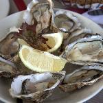 The Drydock Food Co - Festival de ostras de Knysna.
