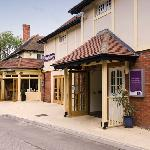 Premier Inn Lymington (New Forest, Hordle) Hotel