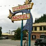 Stardust Motel Sign, Wallace Idaho