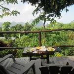 Complimentary Breakfast with the best view!