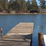 Rainbow's End Resort Boat Dock with Boat Rentals