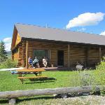 صورة فوتوغرافية لـ Luton's Teton Cabins