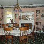 Dining Room for breakfast