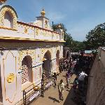 The Mahabalehwar temple