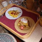 Breakfast...yummm!