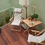 Private Terrace Suite Duplex Amadeo