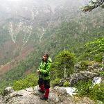 Sendero por Parque Nacional Tolhuaca