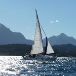 Yachting Bariloche. El lago Nahuel Huapi, un verdadero paraíso náutico.