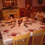 xmas at the golden lion