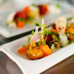 Fresh California cuisine at Oak Grill
