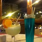 Creative bar tending and perfect drinks