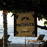 La Taverna Beach morning
