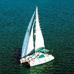 """Sailing Catamaran """"DELPHINUS"""""""