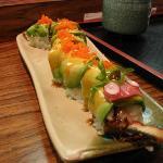 chef's dragon roll