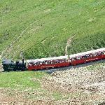 Unterwegs mit der Brienz Rothorn Bahn