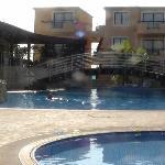 pool / bar / restaurant