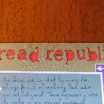 This is bread republic