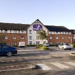 Foto de Premier Inn Preston East Hotel