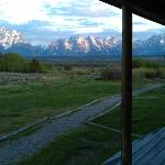 View from our front porch!
