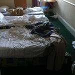 Our 'CLEAN' room!!!