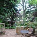 Jardins de l'Hacienda - terrasse prive chambre