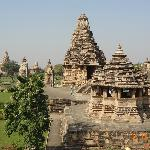 view of western temples