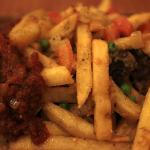 akhda laham-lamb cuisine in tomato sauce
