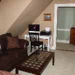 Living/Family room, 3rd floor