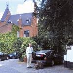 Bruges Hotel Navarra On Site Parking