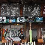 JJ's bar in the daytime.
