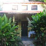 Our lovely bungalow at La Hacienda!