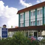 Europa Hotel Greifswald Foto