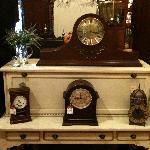 Gigantic Tambour Clock. Rare 1 of only 25 Made