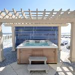 Penthouse Rooftop Hot Tub