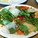 Salsiccia Salad