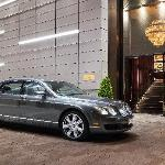 Bentley available for complimentary transfers within downtown Vancouver
