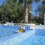 Kids pool (pool area 1)