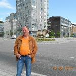 kurtz vorm Hotel