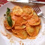 Tortellini Asparagus